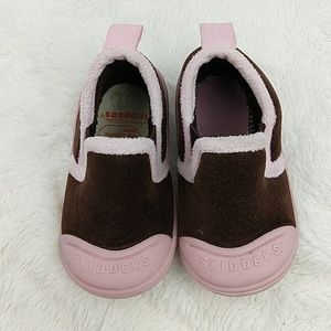 Skidders Baby girl Shoes textile